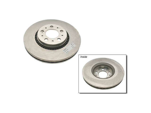 Volvo S60 Brake Disc > Volvo S60 Brake Disc