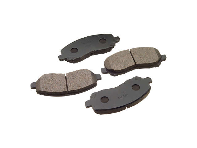 Mitsubishi Brake Pad Set > Mitsubishi Eclipse Brake Pad Set