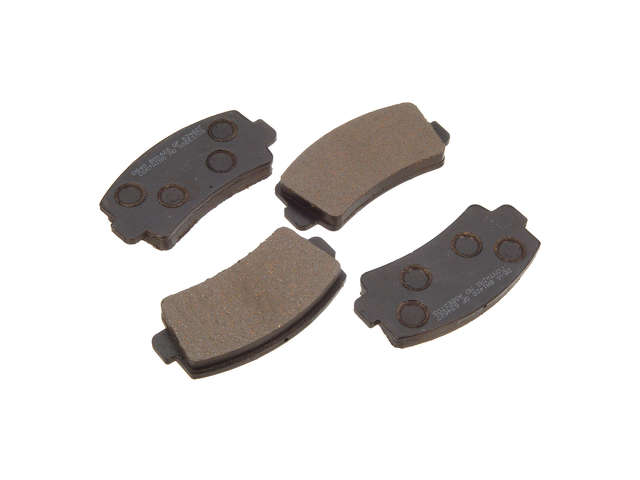Mazda B1600 Brake Pads > Mazda B1600 Brake Pad Set