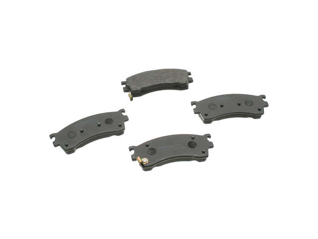 Mazda Brake Pad Set > Mazda Protege 5 Brake Pad Set