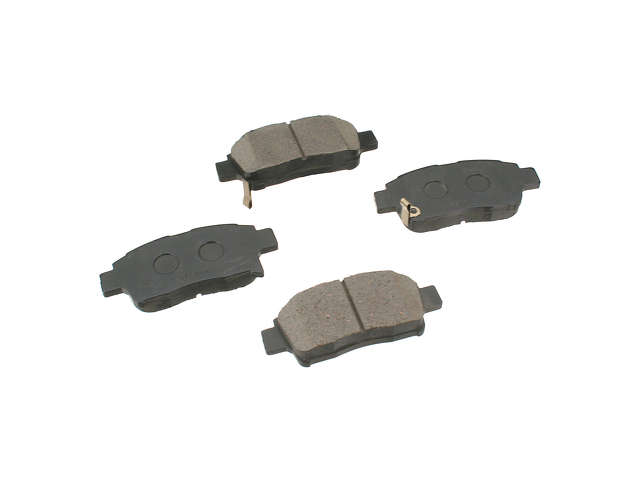 Toyota Echo Brake Pads > Toyota Echo Brake Pad Set