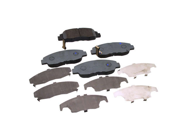 Honda Civic Brake Pads > Honda Civic Brake Pad Set