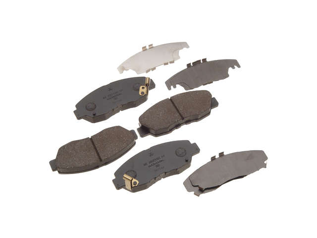 Honda Brake Pads > Honda Accord Brake Pad Set