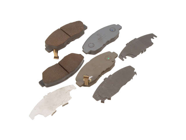 Honda Brake Pad Set > Honda Accord Brake Pad Set