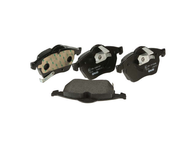 Saab Brake Pads > Saab 900 Brake Pad Set