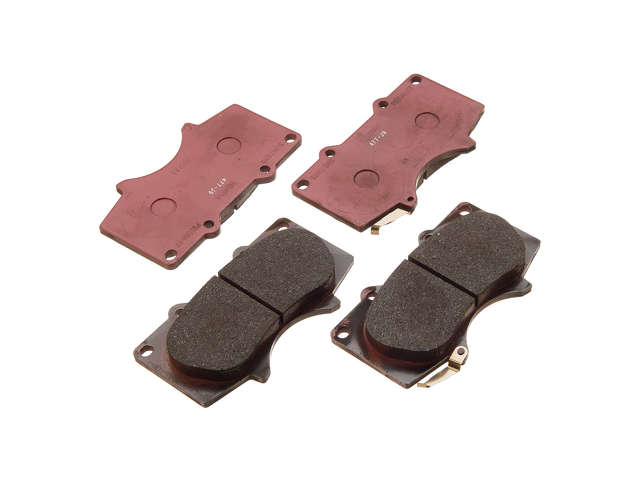 Toyota Brake Pads > Toyota Tundra Brake Pad Set