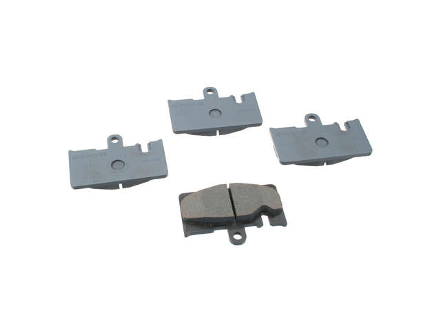 Lexus Brake Pad > Lexus LS439 Brake Pad Set