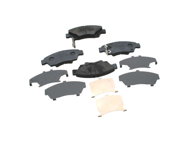 Acura RSX Brake Pads > Acura RSX Brake Pad Set