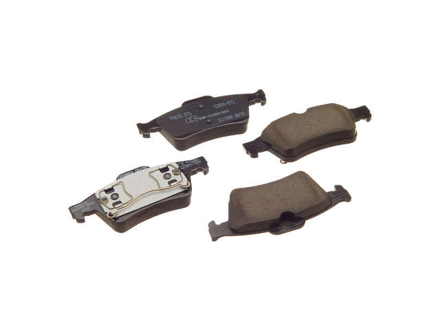 Saab Transmission Gasket Set > Saab 9-3 Brake Pad Set
