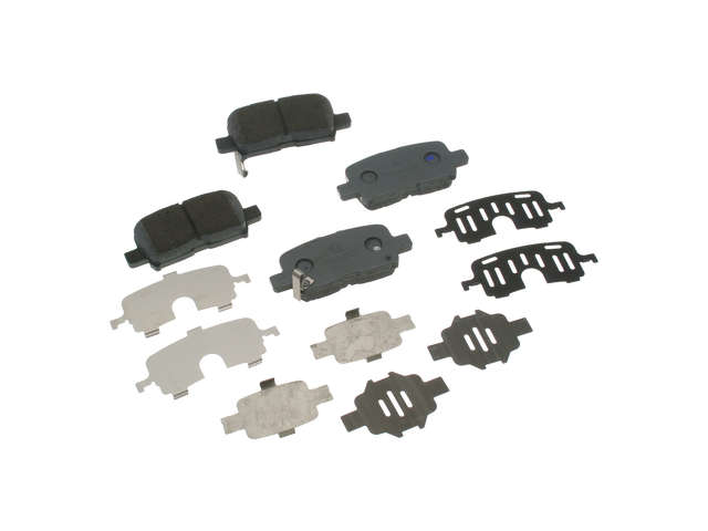 Honda Brake Pads > Honda Odyssey Brake Pad Set