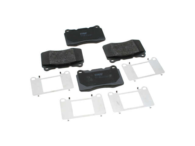 Volvo Brake Pads > Volvo S60R Brake Pad Set