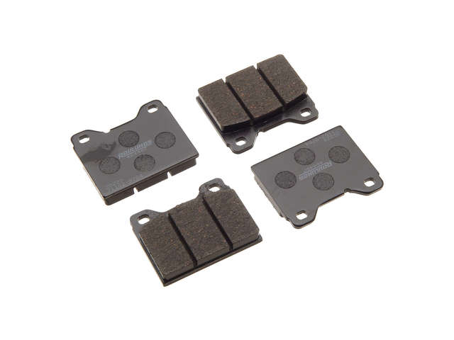 Volvo 240 Brake Pads > Volvo 240 Brake Pad Set