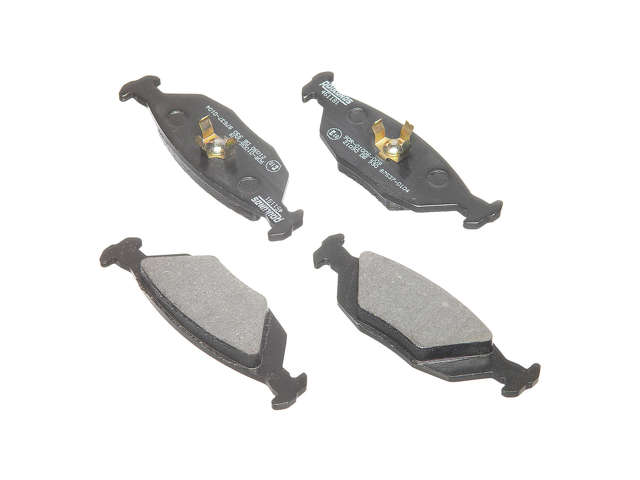 Saab Brake Pad Set > Saab 9000 Brake Pad Set