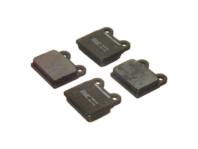 Saab 99 Brakes > Saab 99 Brake Pad Set
