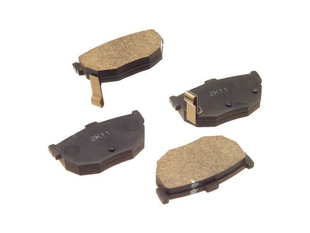 Nissan Brake Pad > Nissan Maxima Brake Pad Set