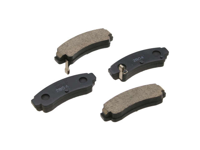 Nissan Brake Pad Set > Nissan Sentra Brake Pad Set