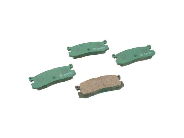 Mazda 6 Brake Pads > Mazda 626 Brake Pad Set