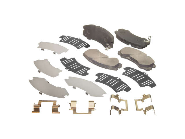 Honda Brake Pad > Honda Passport Brake Pad Set