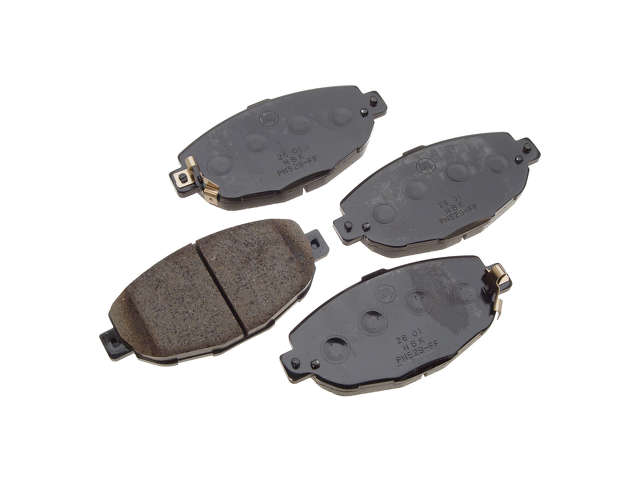 Lexus Brake Pedal Pad > Lexus SC400 Brake Pad Set