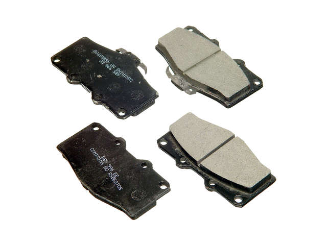 Toyota Brake Pads > Toyota Pickup Brake Pad Set