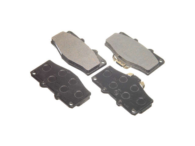 Toyota Brake Pad Set > Toyota Pickup Brake Pad Set