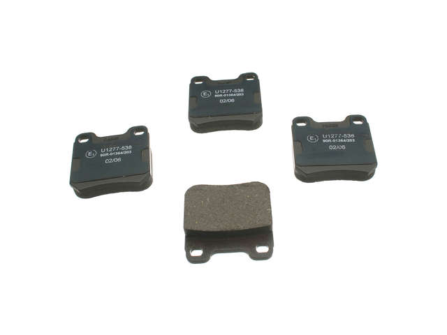 Saab Brake Pads > Saab 9-3 Brake Pad Set