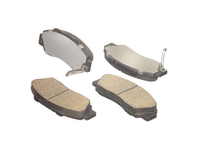Acura CL Brake Pads > Acura CL Brake Pad Set