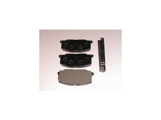 Lexus Brake Shoe Set > Lexus ES250 Brake Pad Set