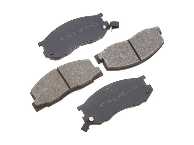 Toyota Brake Pad Set > Toyota Van Brake Pad Set