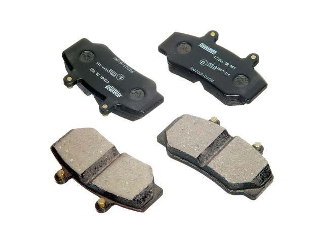 Volvo Brake Pads > Volvo 740 Brake Pad Set