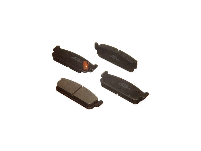 Infiniti Brake Shoe Set > Infiniti Q45 Brake Pad Set