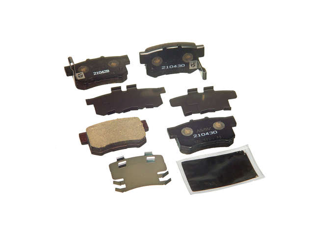 Acura Legend Brake Pads > Acura Legend Brake Pad Set