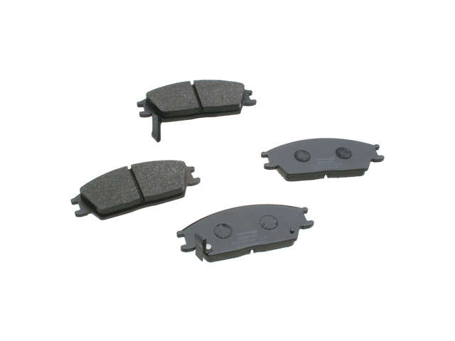 Hyundai Brake Pads > Hyundai Accent Brake Pad Set