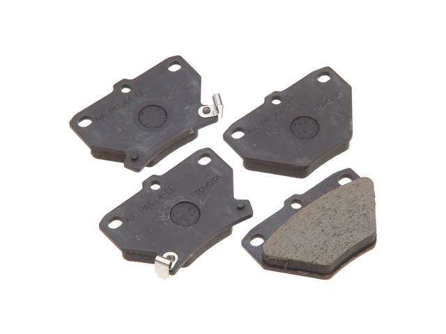 Toyota Matrix Brake Pads > Toyota Matrix Brake Pad Set