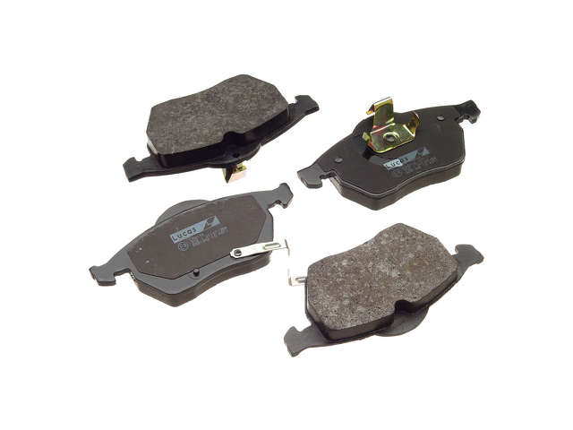 Saab 9-3 Brakes > Saab 9-3 Brake Pad Set