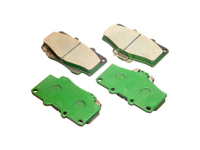 Toyota 4Runner Brake Pads > Toyota 4Runner Brake Pad Set