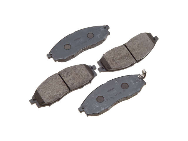 Nissan Brake Pad Set > Nissan Frontier Brake Pad Set