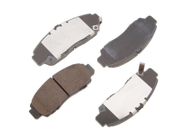 Acura TL Brake Pads > Acura TL Type-S Brake Pad Set