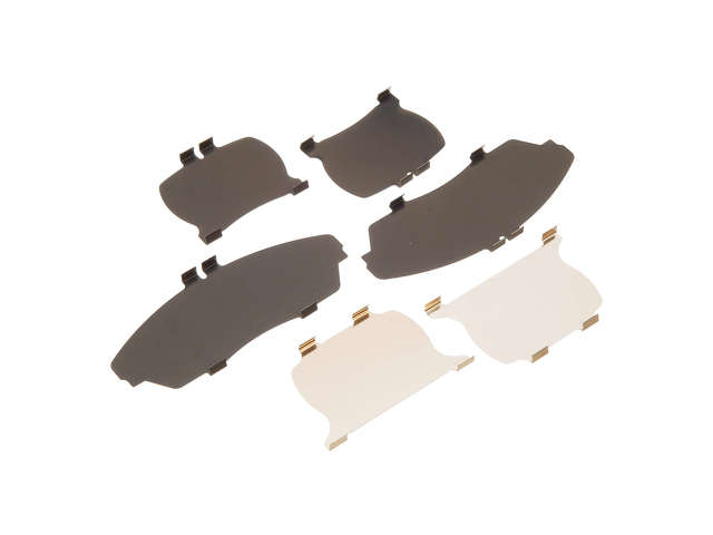 Acura Transmission Gasket Set > Acura Integra GS Brake Pad Shim Set