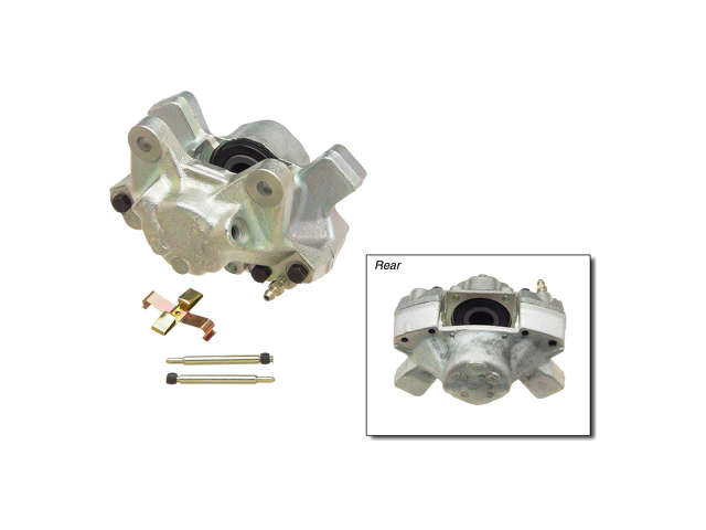 Volvo 740 Brake Caliper > Volvo 740 Brake Caliper
