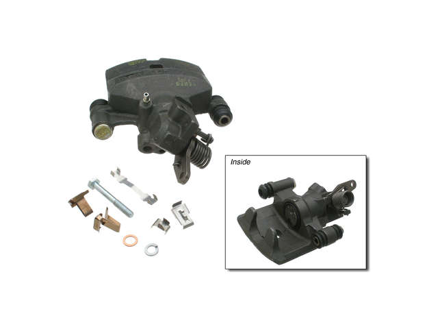 Toyota MR2 Brake Caliper > Toyota MR2 Turbo Brake Caliper