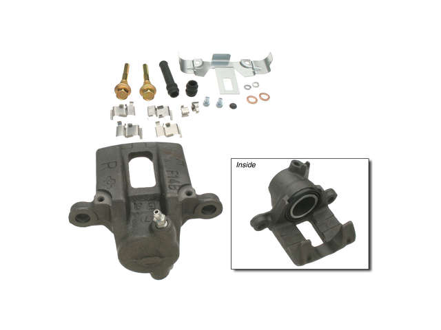 Toyota Landcruiser Brake Caliper > Toyota LandCruiser Brake Caliper
