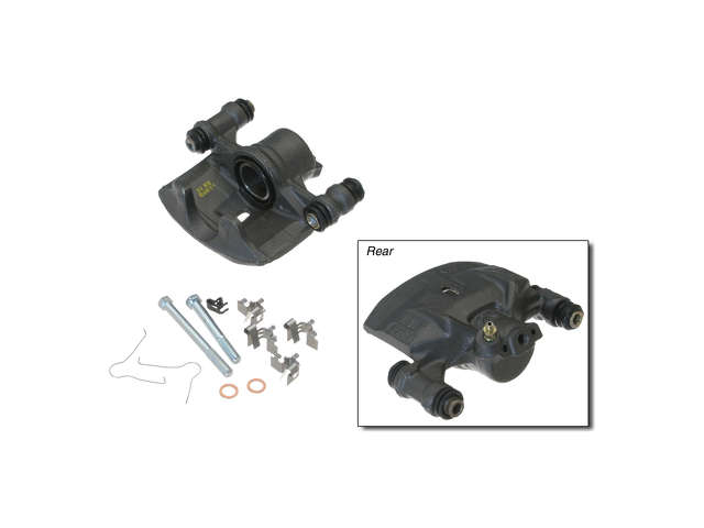 Toyota Previa Brake Caliper > Toyota Previa Brake Caliper