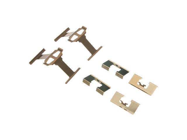 Honda Brake Hardware Kit > Honda Del Sol Brake Hardware Kit