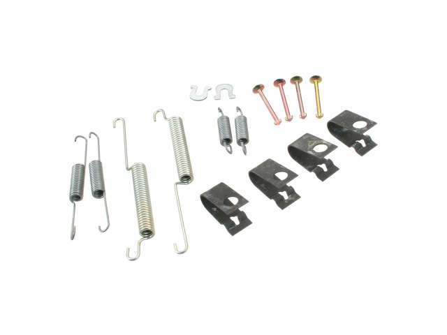 Honda Brake Hardware Kit > Honda Accord Brake Hardware Kit