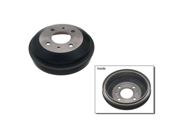 Hyundai Brake Drum > Hyundai Accent Brake Drum