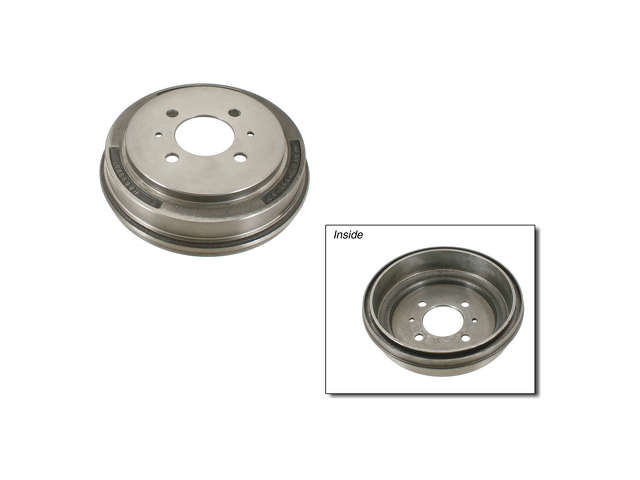 Mitsubishi Brake Drum > Mitsubishi Mirage Brake Drum