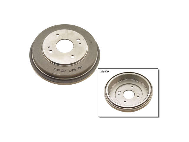 Honda Brake Drum > Honda Accord Brake Drum