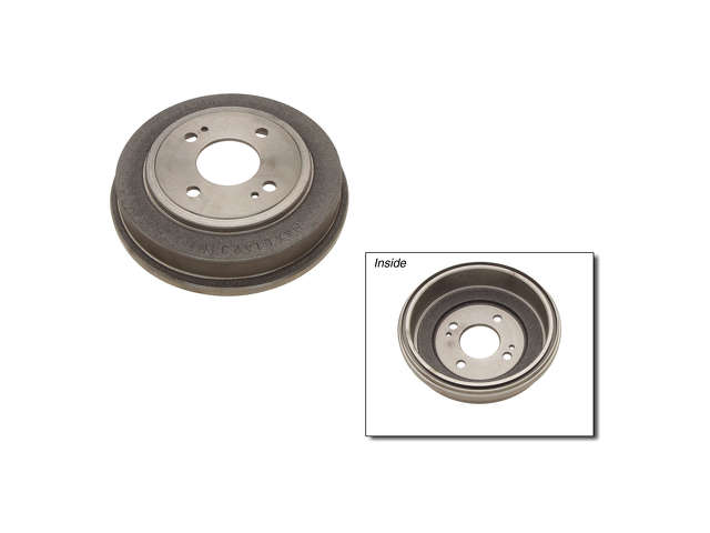 Honda Brake Drum > Honda Civic Brake Drum