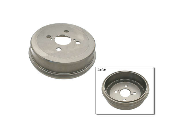 Toyota Brake Drum > Toyota Corolla Brake Drum